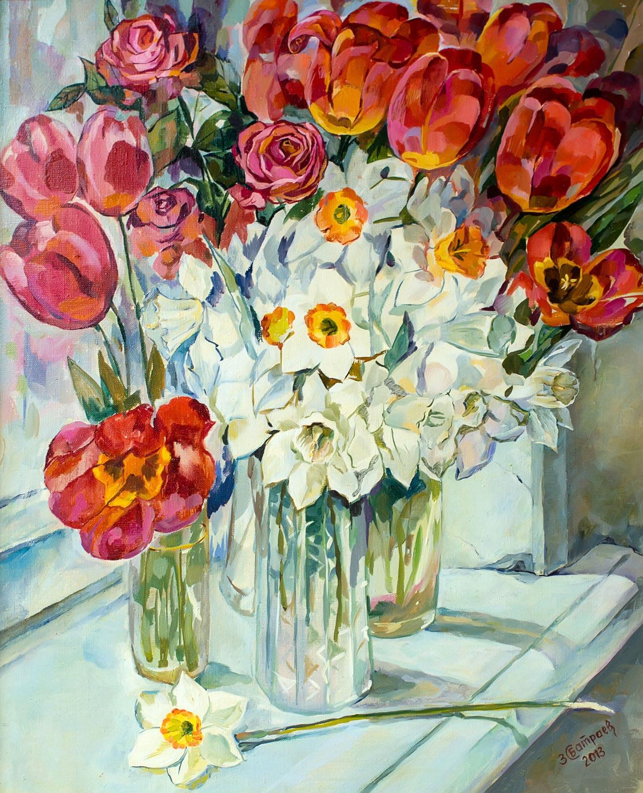 Фото №147976. Цветы Закира Султановича Батраева