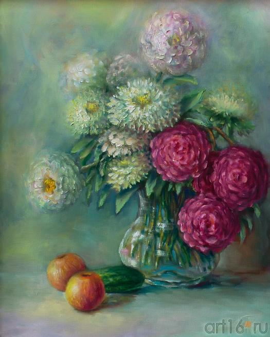 Цветы Рахимзяна Аббазова::Танец цветов. Выставка