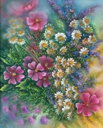Цветы Рахимзяна Аббазова