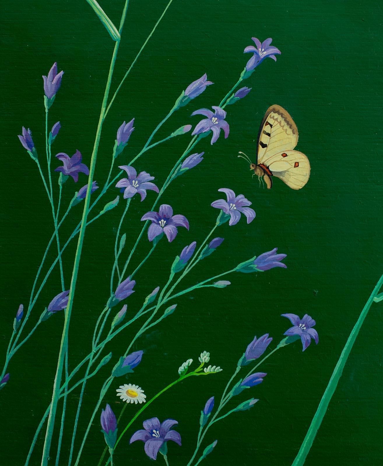 Фото №148060. Цветы и бабочки. 2001. Рушан Шамсутдинов