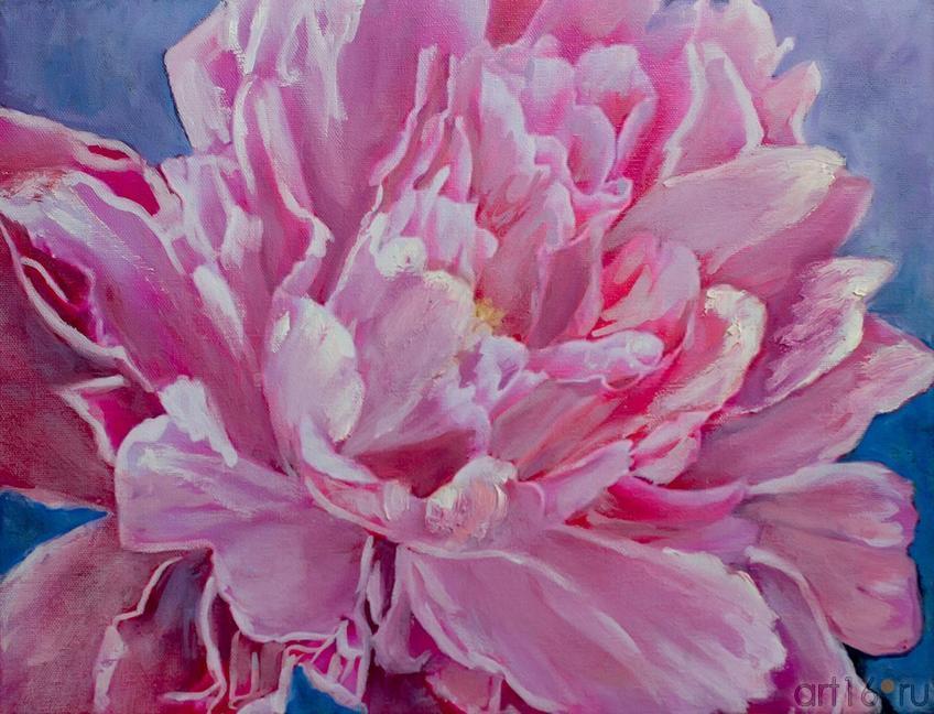 Татьяна Тэнчъ «Пион»::Танец цветов. Выставка