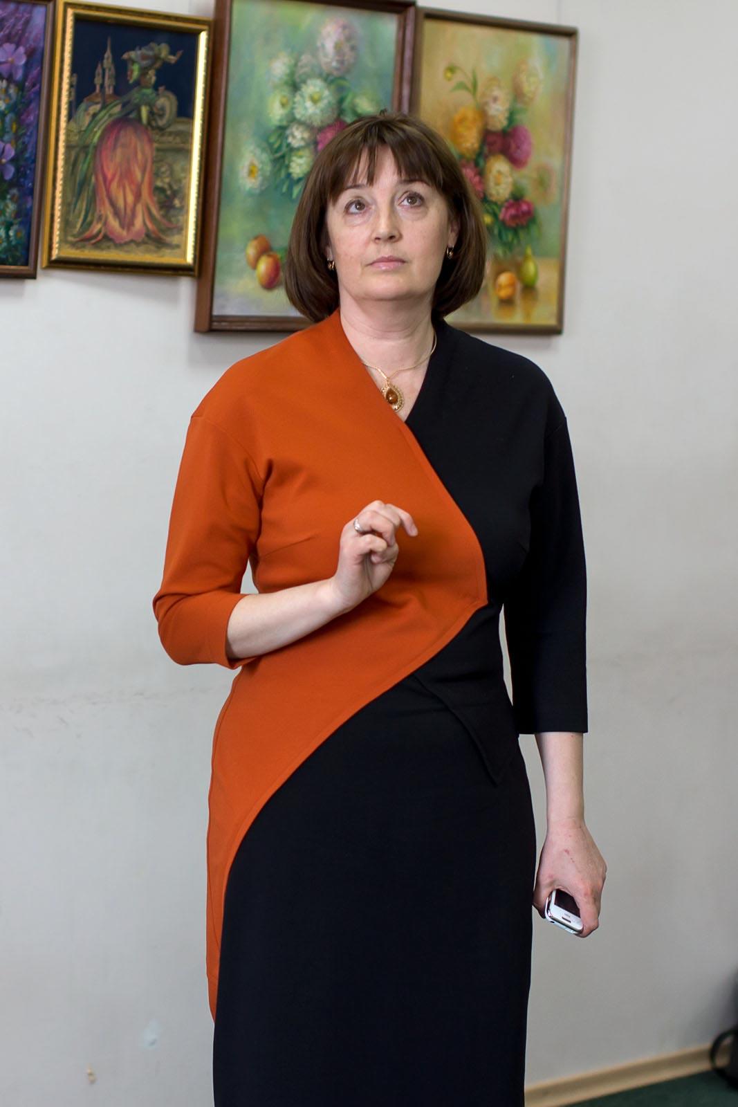 Фото №148102. Директор галереи ''Сакура'' Степанова Наталья Викторовна