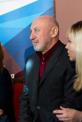 Пресс-конференция Егор Дружинин