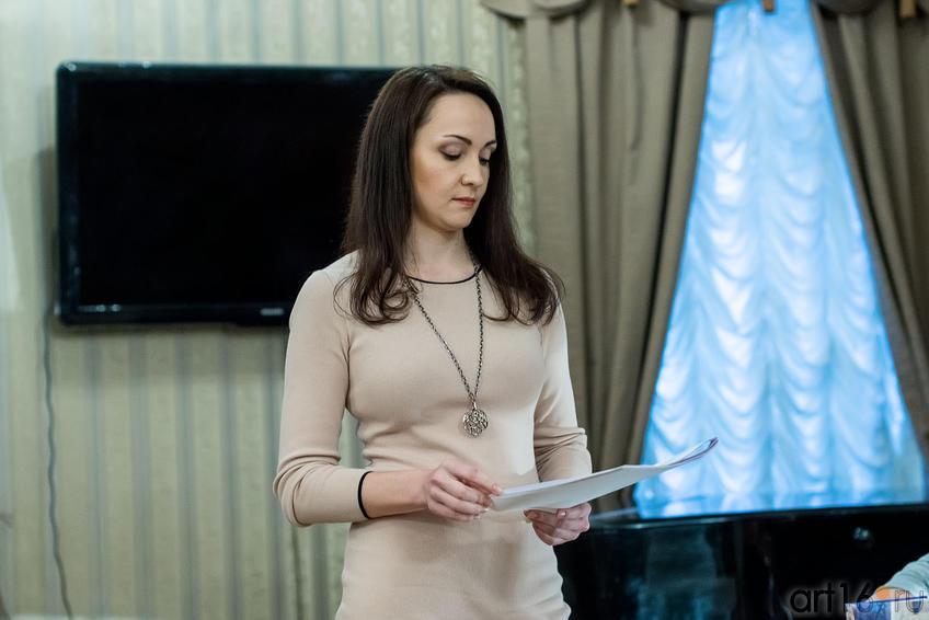 Диана Машкова::Диана Машкова. Творческий вечер
