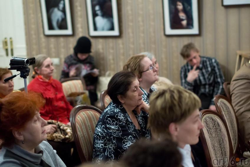 Фото №148674. На творческом вечере Дианы Машковой
