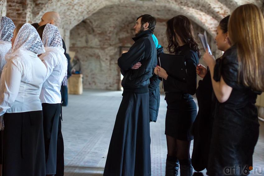 Фото №149384. На концерте духовной музыки в храме Сошествия Святого Духа, 12 апреля 2013, Казань