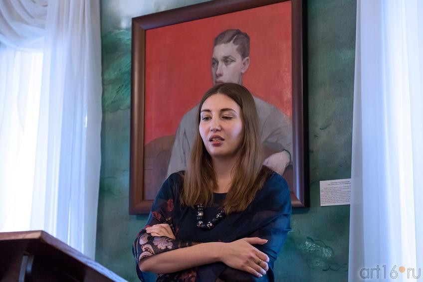 Альбина Абсалямова. Творческий вечер::Творческая встреча с поэтессой Альбиной Абсалямовой