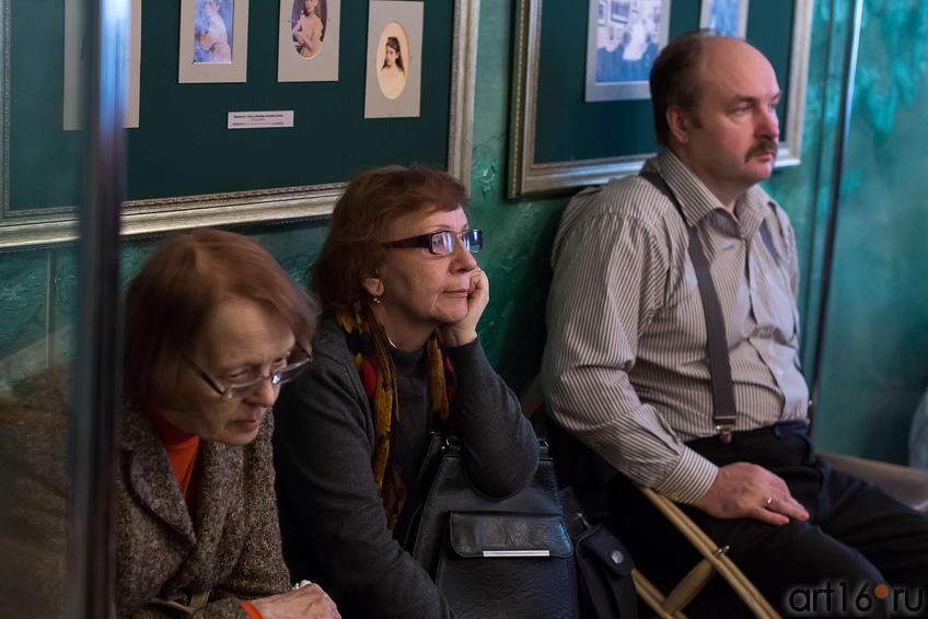 В гостях у Альбины Абсалямовой. Творческий вечер в Музее Е.А.Боратынского::Творческая встреча с поэтессой Альбиной Абсалямовой