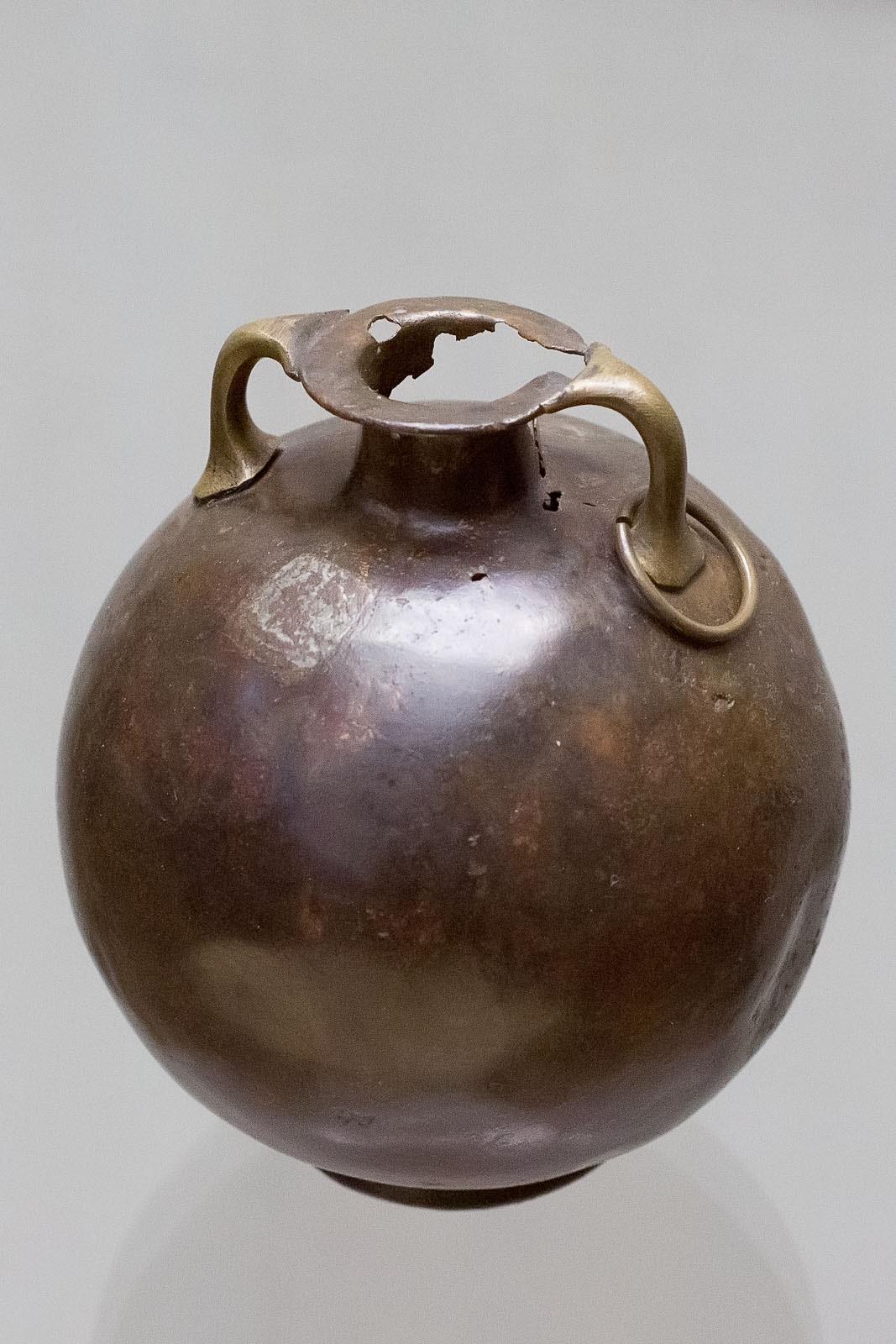 Фото №149825. Арибалл — сосуд для оливкового масла