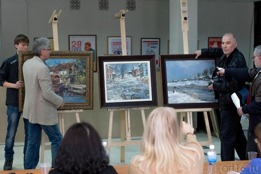 ::Выставком, Большая Волга - XI