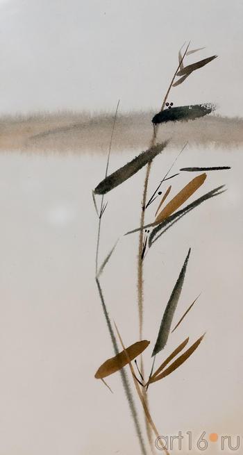 Вдох. Ирина Аксенова::«В рамках пространства». Выставка Ирины Аксёновой и Евгения Канаева