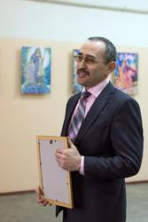 Муртазин Мансур Газизянович, гл. редактор газеты ''Шахри Казан''
