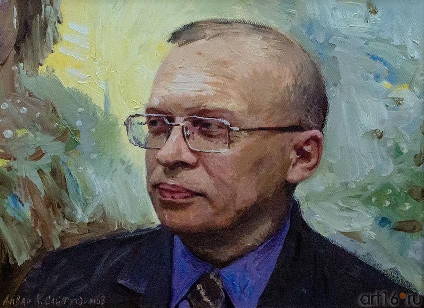 Фото №150641. Портрет Балашова Юрия Анатольевича. А.Сайфутдинов