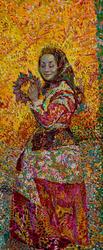 Картина из серии ''Невеста''