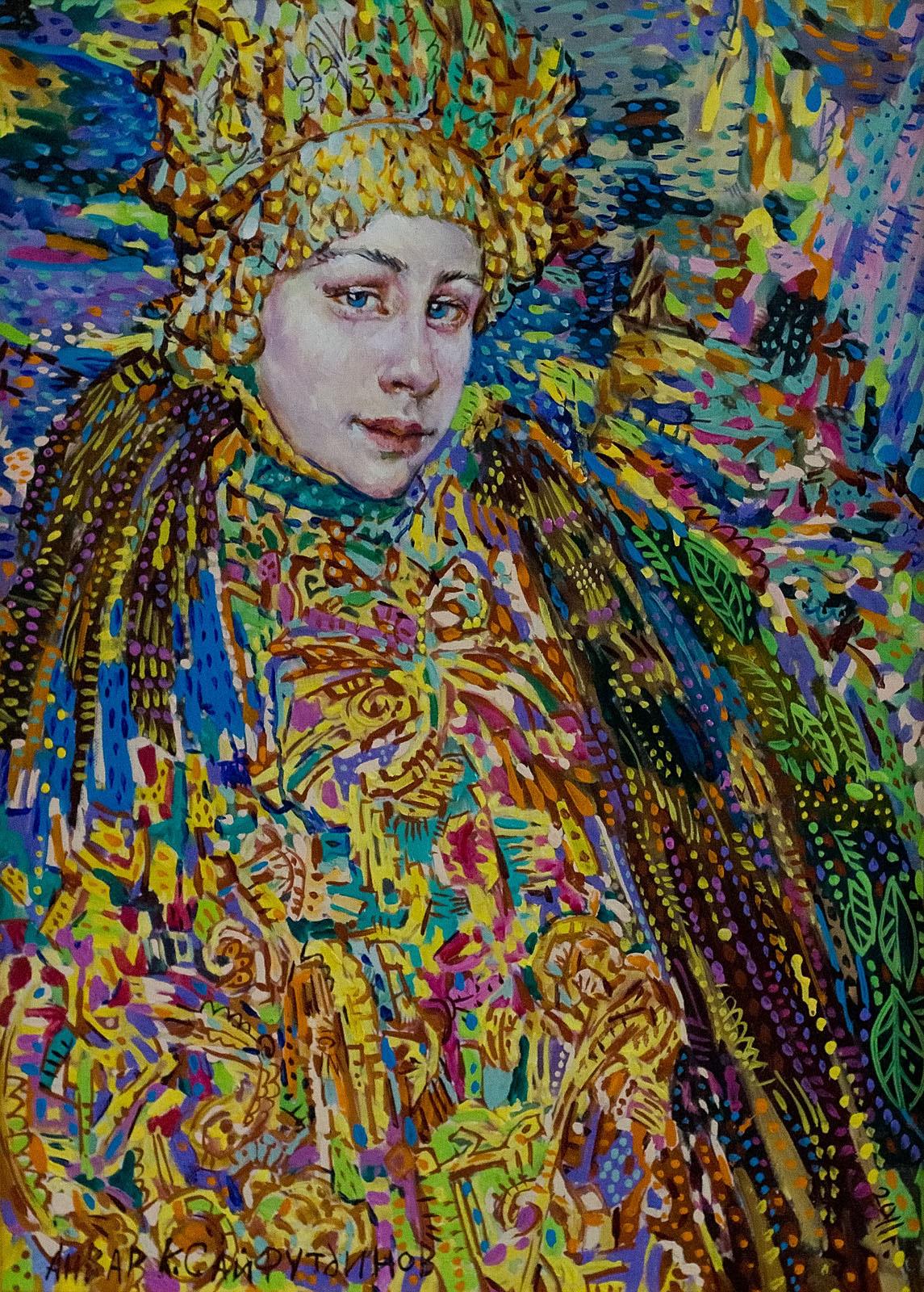 Фото №150677. Татарская невеста. А.Сайфутдинов