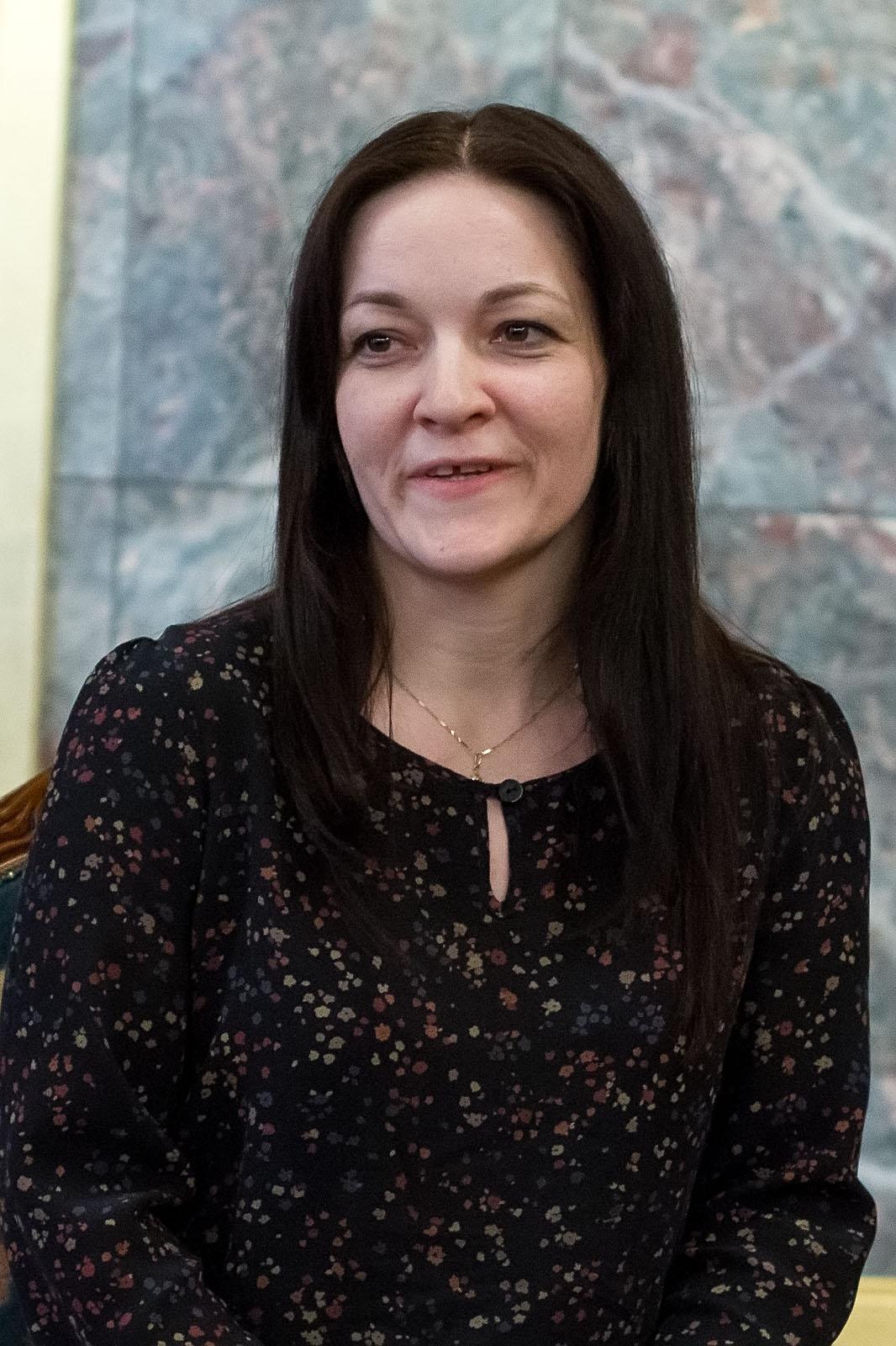 Фото №151134. Наталья Лукина, пресс-секретарь ГСО РТ
