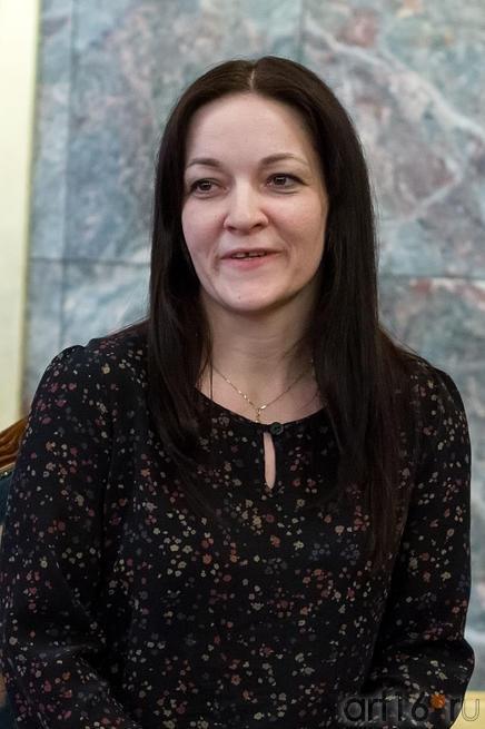 Наталья Лукина, пресс-секретарь ГСО РТ::Александр Сладковский, Суми Чо (Sumi Jo). Пресс-конференция