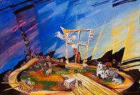 СКОМОРОХОВ С.Г. 1952, Г.Горин «Поминальная молитва», 1992