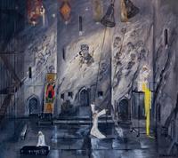 Скоморохов С.Г. 1952 А.Чехов «Дядя Ваня»