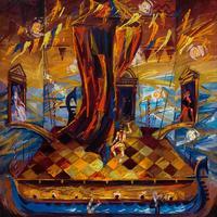 СКОМОРОХОВ С.Г. 1952 К. ГОЛЬДОНИ «СЛУГА ДВУХ ГОСПОД». 1993