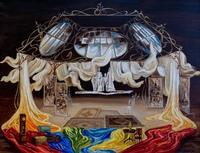 СКОМОРОХОВ С.Г. 1952 К. ТИНЧУРИН «ГОЛУБАЯ ШАЛЬ». 2011
