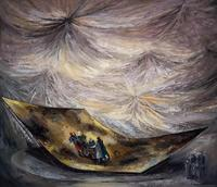 Скоморохов С.Г. 1952 З.Зайнуллин «Женщины 41-го года» 2010
