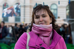 Елена Сунгатова. День танца в Усадьбе Сандецкого — 2013