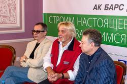 Сергей Коробков, Владимир Васильев, Рауфаль Мухаметзянов