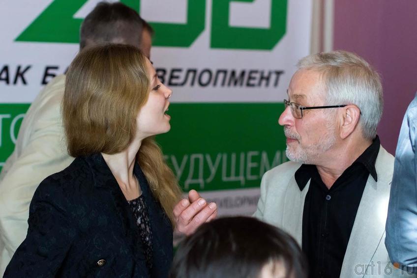 Фото №153799. Евгения Образцова, Владимир Яковлев