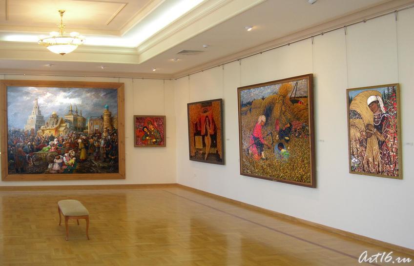 Фото №15614. 3-ий этаж (Халиков, Зарипов)