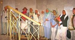 На открытии выставки шамаилей Н. Наккаша