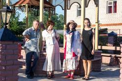 А.Васьков, Г.Кешина, Н.Ахунова, Л.Стрельникова