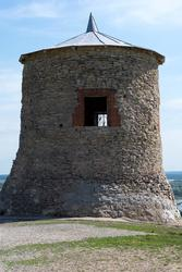 Сторожевая башня Чертова Городища. 1.06.2013