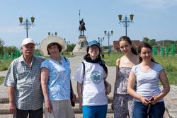 А.Васьков, Г.Кешина, Н.Ахунова, Л.Стрельникова, В.Носырева