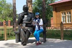 В.М.Бехтерев, Наиля Ахунова
