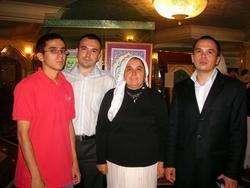 Семья Н. Наккаша