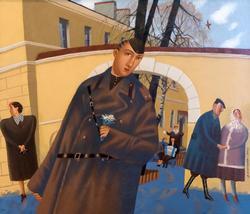 ДАВНЯЯ ВЕСНА. 2011, КОРНИЛОВ А.И. 1956