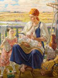 КОРМИЛИЦА. 2013, СЛЕСАРСКИЙ С.П. 1945