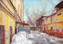 КАЗАНСКИЙ ДВОРИК. 2012, ЯКОВЛЕВ С.В. 1973