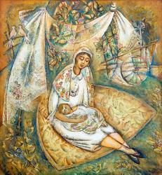 КОЛЫБЕЛЬНАЯ. 2012, САЛЯХОВ Р.М. 1958