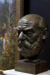 Грузинский худ. Резо Адамия. 2009., Нагорнов Владимир Порфирьевич, 1956