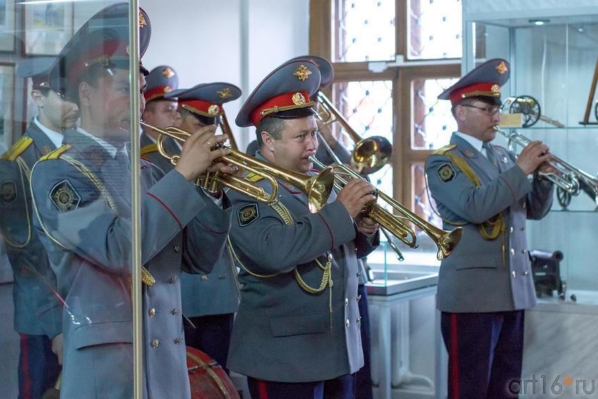 ::Выставка «Артиллерия XVIII—XIX вв. в моделях»