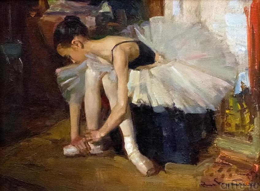 Фото №161187. В.И. Братанюк, В балетном классе 2005