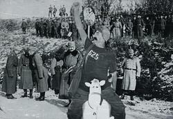 Виктор Евгеньевич Тимофеев на германском фронте