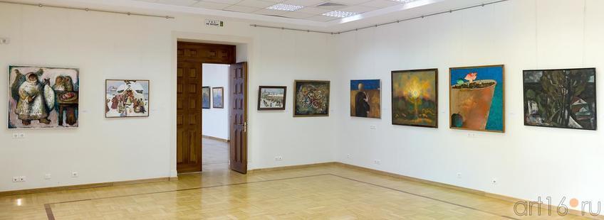 Фото №161495. Выставка «Многоликая Россия ». Общий план