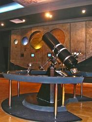 Интерактивный телескоп