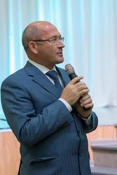 Ирек Шарипов, директор Дома дружбы народов РТ