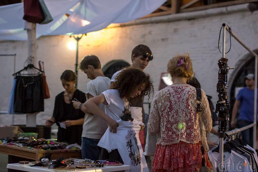 Фото №164486. Sunday Up Market. 28.06.2013, Казанский кремль
