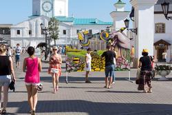 Kremlin Live.  29 июня 2013 г Казанский кремль.