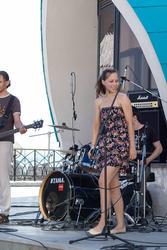 Концерт возле западного крыльца Выставочного зала «Манеж», 29.06.2013